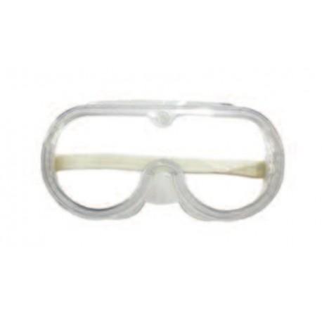 Occhiali trasparenti con fori