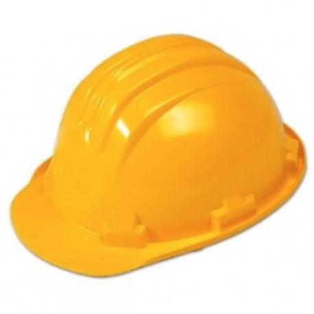 Elmetto protezione giallo