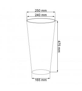 Dimensioni vaso