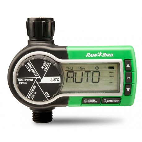 Programmatore a batteria con display da rubinetto - RAIN BIRD