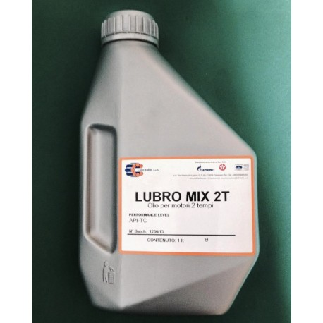 Lubro mix 2T litri 1
