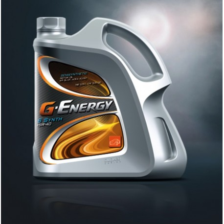 G-Energy S-Synth 15W 40 Litri 5