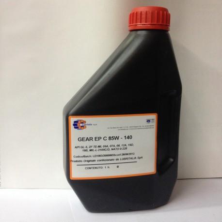 Gear EP C 85W 140 Litri 1