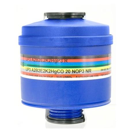 Filtro 203/ABEK2P3 R D - 390CC polivalente