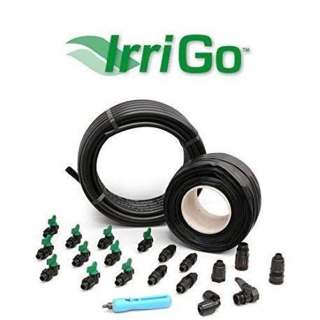 Kit Completo Per L Irrigazione Orto Di 150 Mq Irrigo