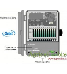 Programmatore Centralina Orbit A 4 Stazioni Per Esterno E O Interno