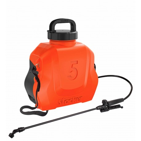 Pompa a tracolla Elettrica a Batteria Li-ion -  Stocker L. 5