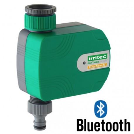 "Programmatore Bluetooth da rubinetto - Green Timer BT 1 zona 3/4"""