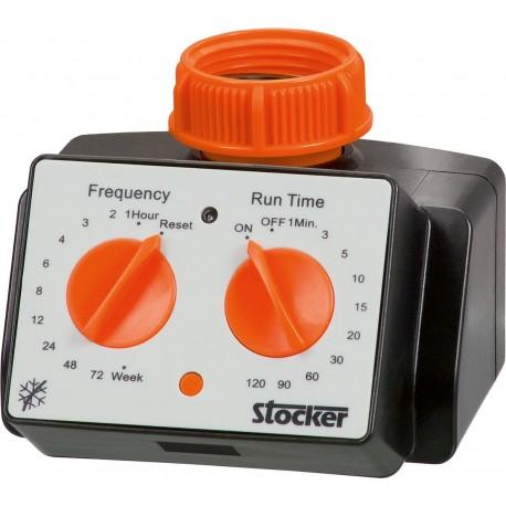 Programmatore manuale da rubinetto a batteria 1 zona - Stocker