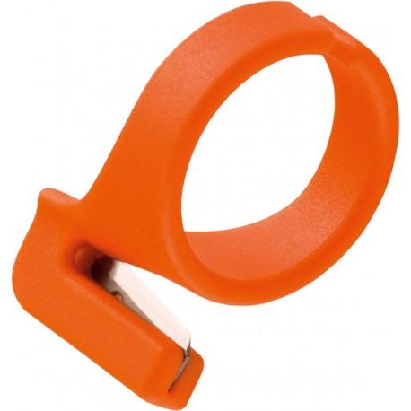 Coltello anello plastica apertura 20 - 24 mm per taglio legature tralci - Stocker