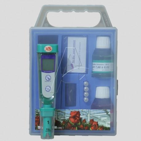 Tester pH a microsensore professionale a tenuta stagna. Fornito in blister - 0.0 - 14.0 pH