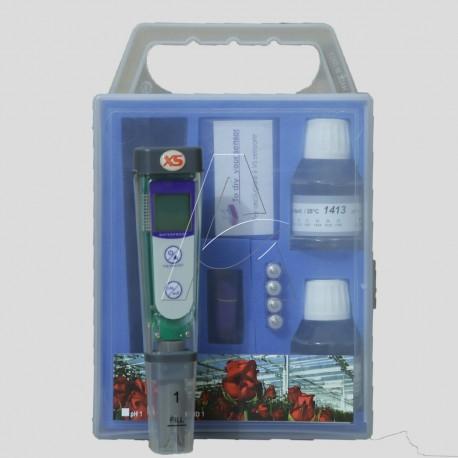 Tester EC professionale tascabile a tenuta stagna. Fornito in blister - 0,0 - 10,0 mS/cm
