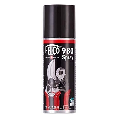 Felco F980 - Olio lubrificante spray universale Felco