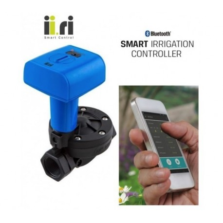 """Programmatore irrigazione bluetooth con valvola integrata 3/4"""". Baccara II.RI"""