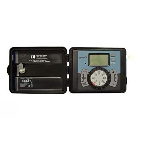 Programmatore elettronico Orbit 4 stazioni 230 VAC serie HRC-100