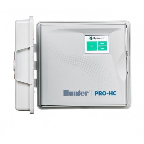 Programmatore elettronico serie PRO HCi Wi-Fi 230 VAC 12 stazioni espandibile con software basato su web Hydrawise