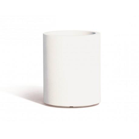 Vaso Venusio colore bianco diam. 40 cm - H 50 cm