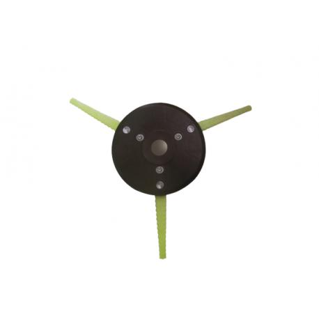 Testina decespugliatore a 3 lame modello Agile - Flash Cutter