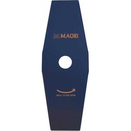 Disco di taglio in acciaio a 2 denti per decespugliatore tagliaerba - Maori