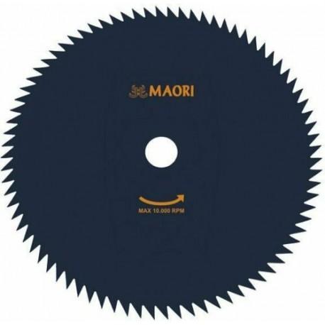 Disco di taglio a 80 denti per decespugliatore tagliaerba - Maori