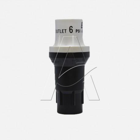 "Regolatore di pressione PMR MF con attacco 1"" femmina - bar in uscita da 0,4 a 4,1 - Irritec"