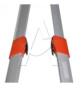 Troncarami forbice cesoia professionale Stocker Bypass - manici telescopici 75 - 100 cm