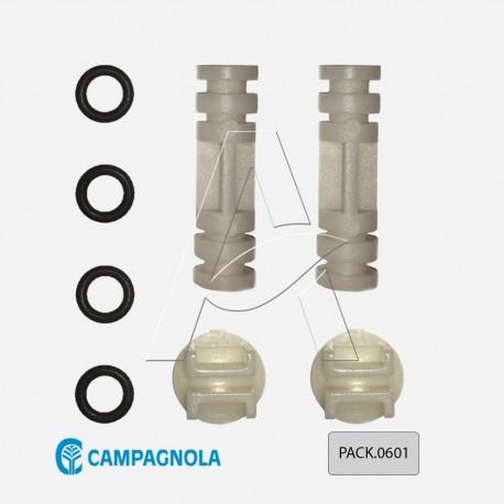 PACK.0601 - KIT PISTONCINI ABBACCHIATORE CAMPAGNOLA OLISTAR EVOLUTION - METALTOP - DIABLO - TUONO - GOLIA