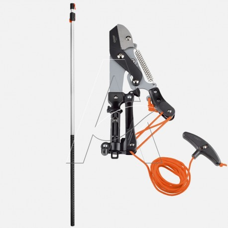 Svettatoio a battente professionale Stocker completo di Manico telescopico 210-400 cm