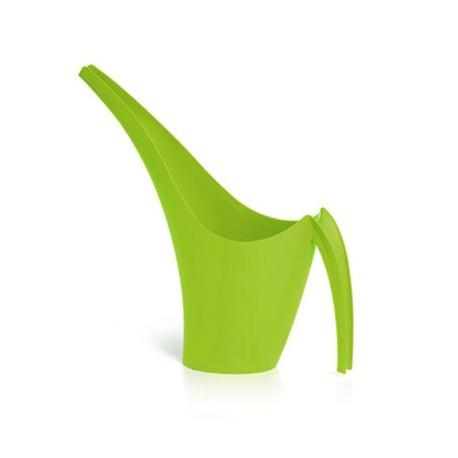 Annaffiatoio Giraffa per aiuole giardino e orto colore verde lime da 1,5 L