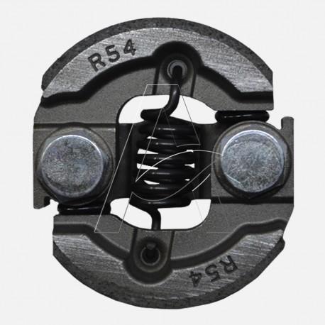 Frizione completa adattabile per motore Kawasaki - Diametro 52