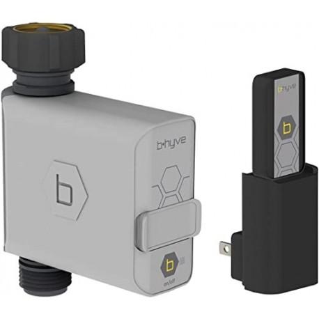 """Programmatore a pile con valvola incorporata  da 3/4"""" versione Bluetooth e WiFi - Orbit 94990"""