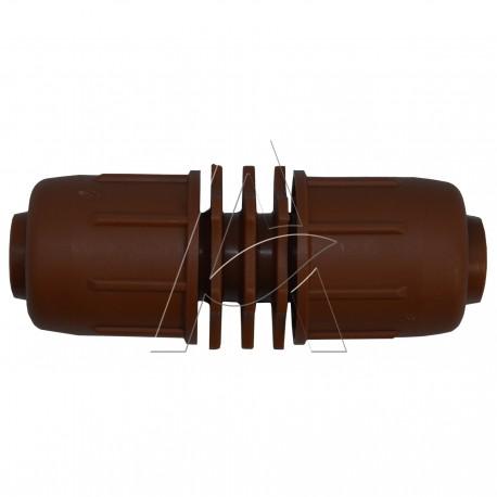 Manicotto 16 x 16 per ala gocciolante e tubi BD pn6 e pn4 - Linea Easy Pack Irritec