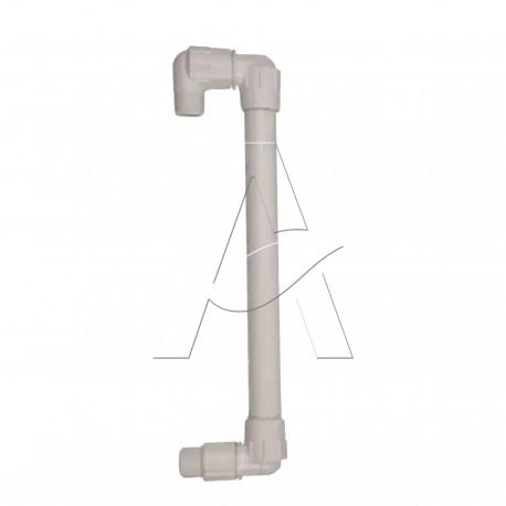 "Giunto snodo 3 gomiti Hunter GS3 misure GxH 1"" x 30 cm"