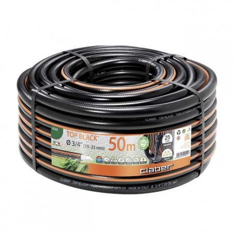 """Tubo antitorsione TOP BLACK 3/4"""" (19 - 25mm) 50 metri - CLABER 9045"""
