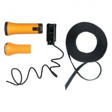 Impugnatura, pomello, fettuccia e rullino interno con cordino per UPX 86 - Fiskars