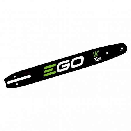 Barra guida da 35 cm di ricambio per Motosega CS1400E - EgoPower+