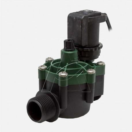 """Elettrovalvola 24 VAC da 1"""" filett. M/M con c. flusso - Irritec PROVALVE"""
