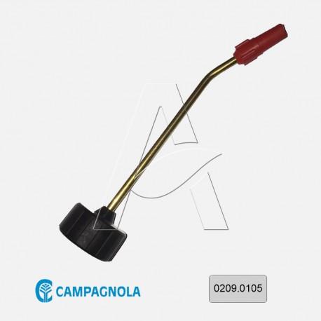 Tappo con beccuccio per BIG FLU e FUDY FLU - Cod. 0209.0105