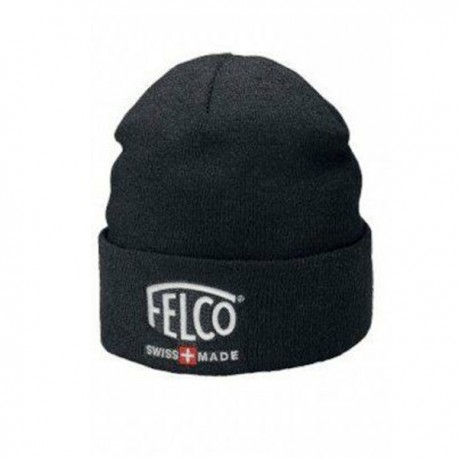Berretto cappello invernale Felco in maglia di lana imbottito pile caldo