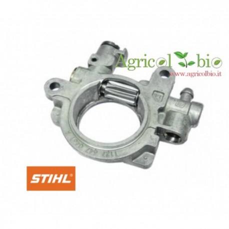 Pompa olio catena Stihl per motosega cod. 1128 640 3205 - ORIGINALE STIHL