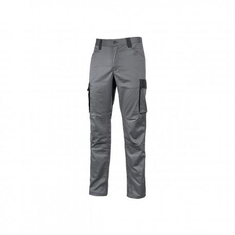 Pantaloni U-Power mod. CRAZY slim fit colore iron grey