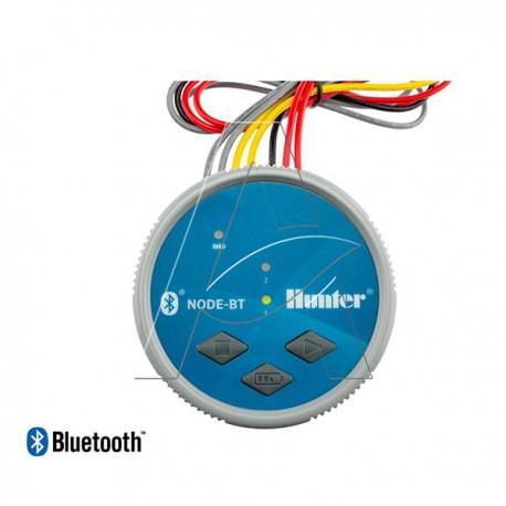 Programmatore centralina irrigazione a pile Bluetooth serie NODE BT-400 4 stazioni - Hunter