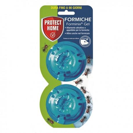 Solfac gel formiche box 2 trappole - esca attrattiva in gel