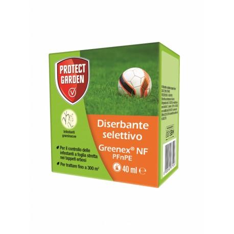 Greenex ml 40 - Erbicida gramicida