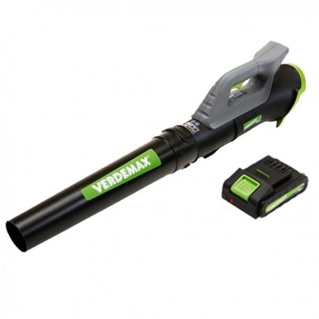 Soffiatore assiale a batteria Mod. SA20 - Verdemax
