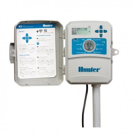 Programmatore centralina irrigazione Wi-Fi 8 stazioni mod. X2-801E Wi-Fi compatibile - Hunter Industries