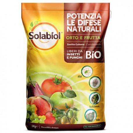 Zeolite Cubana Corroborante a doppio effetto 100% Naturale - Conf. 250 gr