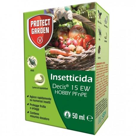 Insetticida abbattente DECIS 15 EW Hobby PFnPE - conf. 50 ml