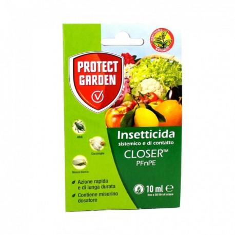 Insetticida sistemico e di contatto CLOSER PFnPE - Conf 10 ml