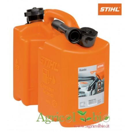 Tanica combinata Arancione da 3 lt - ORIGINALE STIHL